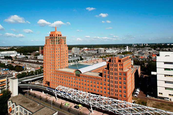 12 - BREEAM-NL In Use Assessment Centrecourt – Kantoren