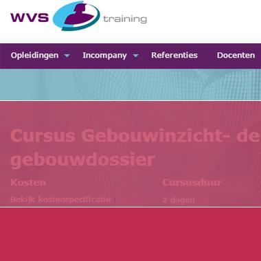 WVS Cursus Energiemonitoring